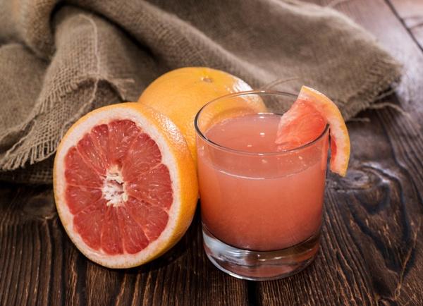Свойства грейпфрутового сока