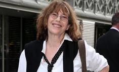 Джейн Биркин требует убрать свое имя с сумок