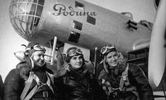 Как первые советские авиарекордсменки 10 дней выживали в тайге