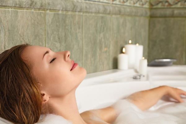 Содовые ванны для похудения в талии