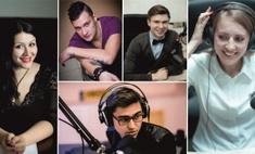 В эфире: 14 радиоведущих Оренбурга