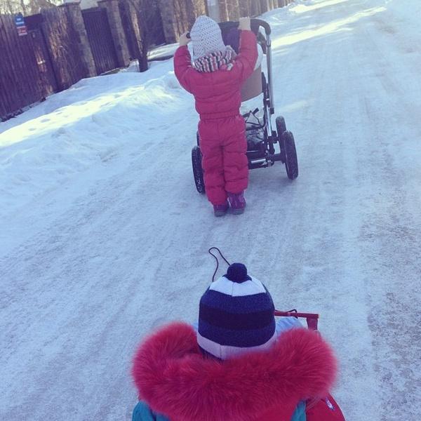 Дети Надежды Михалковой