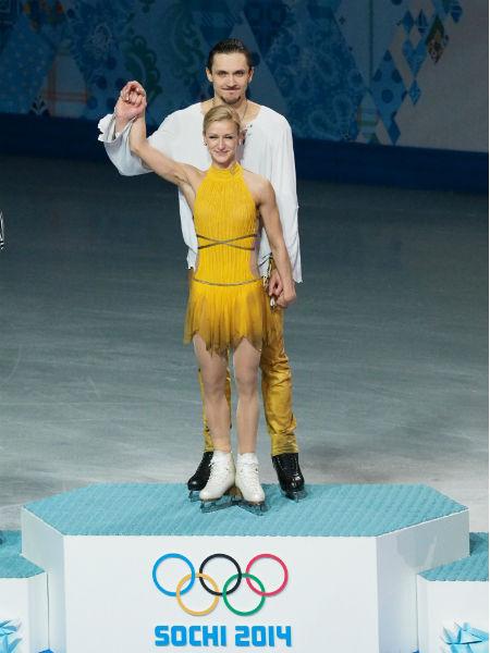 Татьяна и Максим – олимпийские чемпионы!
