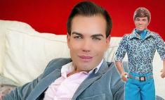 Англичанин стал куклой Кеном за $265 тысяч