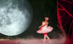 Фитнес-балет вместе с Натали Портман