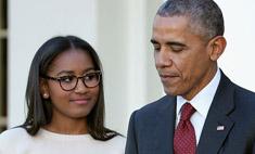 Свободная касса: дочь Барака Обамы работает в ресторане фастфуда