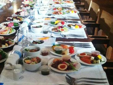 Юбилейный обед