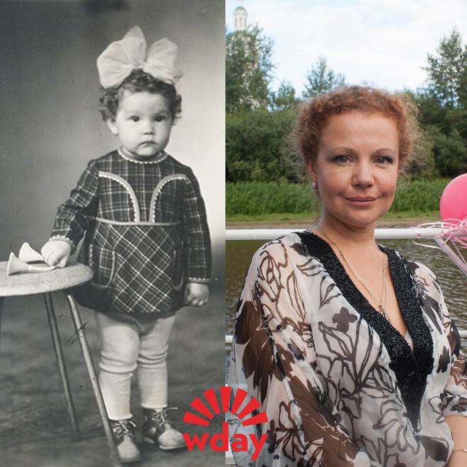 актриса татьяна абрамова