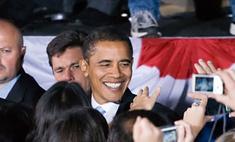 Обама отметил день рождения с Опрой Уинфри