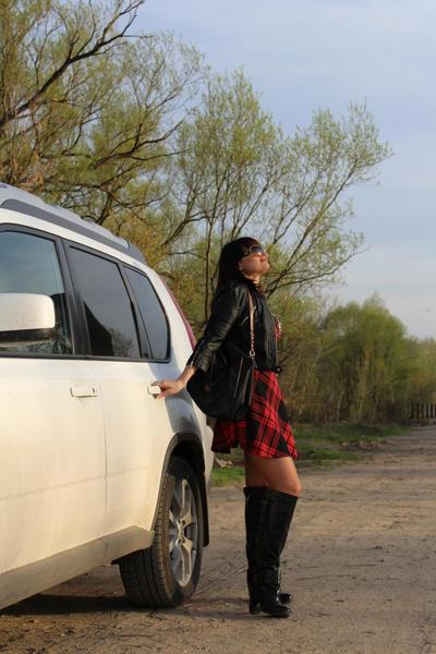 женщина и автовождение