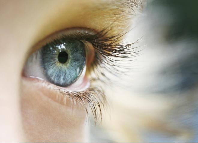 определить цвет глаз ребенка