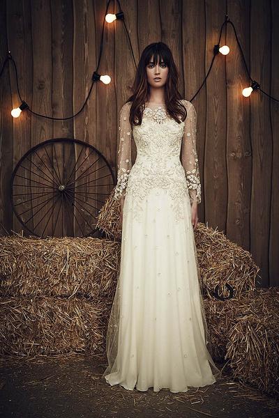 Лучшие коллекции Недели свадебной моды   галерея [6] фото [8]