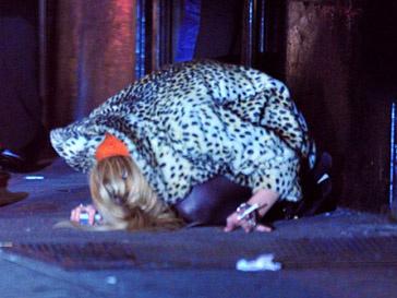 Линдсей Лохан (Lindsey Lohan) решила вообще не принимать во внимание испытательный срок