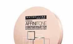 Ровный тон лица от Maybelline