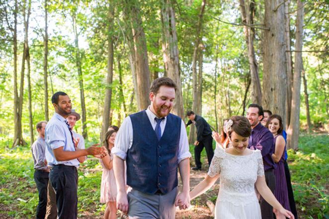 Свадьба в стиле Ходячие мертвецы фото