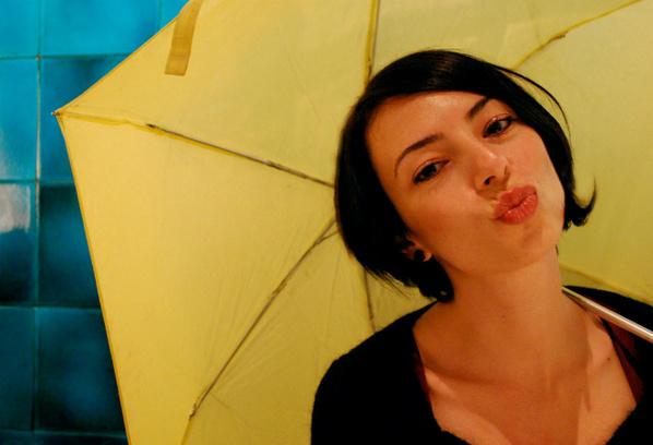 Идеальный зонт – желтого цвета