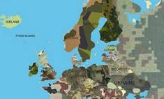 карта маскировочная окраска армий мира картинке