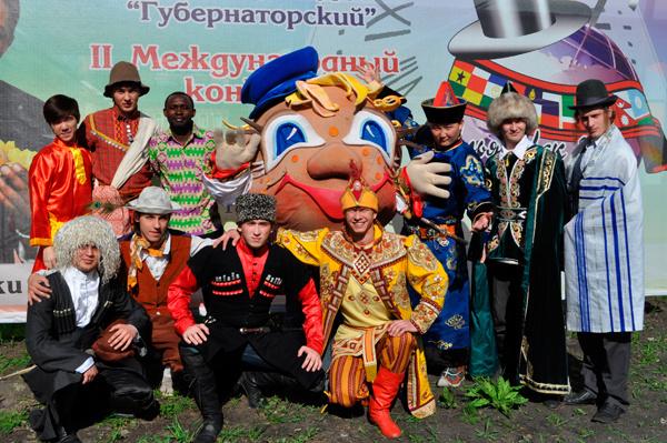 В Ульяновске выберут «Мистера Этно-2015»: на главный титул претендуют 12 парней разных национальностей