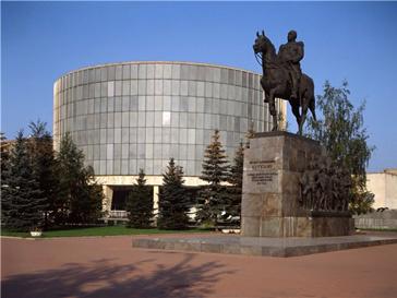 музей, Москва, Бородинская битва, история