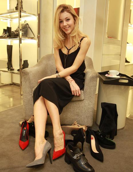 Marie Claire провел осенний фестиваль Shoes First в ГУМе | галерея [1] фото [2]