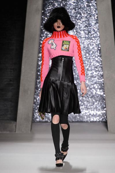 Неделя моды в Лондоне: показы Ashley Williams и Anya Hindmarch | галерея [1] фото [6]
