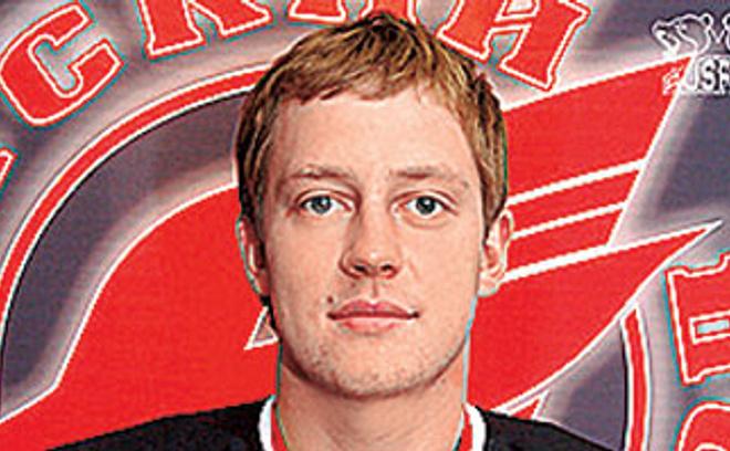 Никита Никитин, хоккей