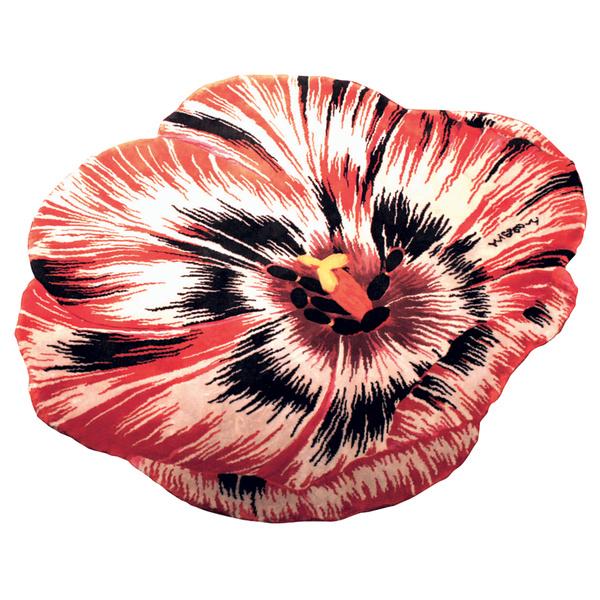 Ковер в виде цветка из коллекции Missoni Home, салоны Lege Alto.