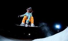 Зима-холода: 10 прекрасных сноубордисток Тулы