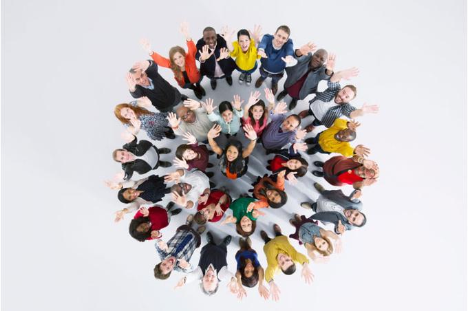 Группа людей