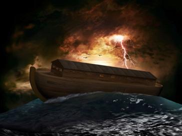 В США строят Ноев ковчег
