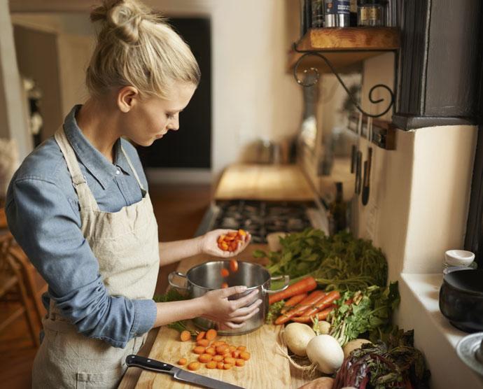 счастье на кухне