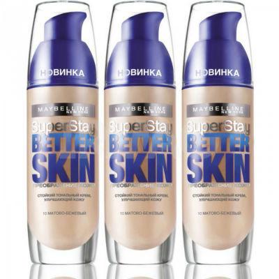 Maybelline, SuperStay Better Skin