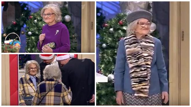 Баба Лена в «Модном приговоре»