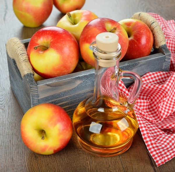 Обертывания с яблочным уксусом