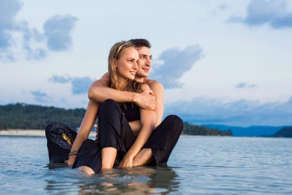 Алексей Гаврилов с женой фото