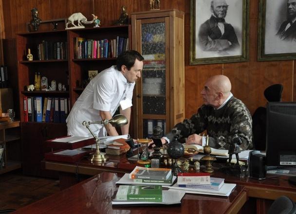 Сериал Практика на Первом канале