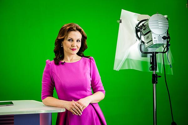 Елена Решетникова ведущая фото