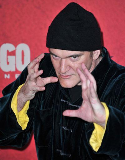 Квентин Тарантино (Quentin Tarantino)
