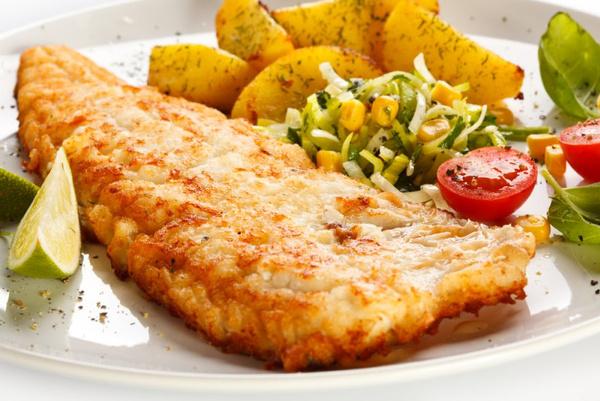 Блюда из креветочной рыбы. Видео рецепты