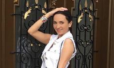 Возлюбленная Баскова устроила шопинг в Баку