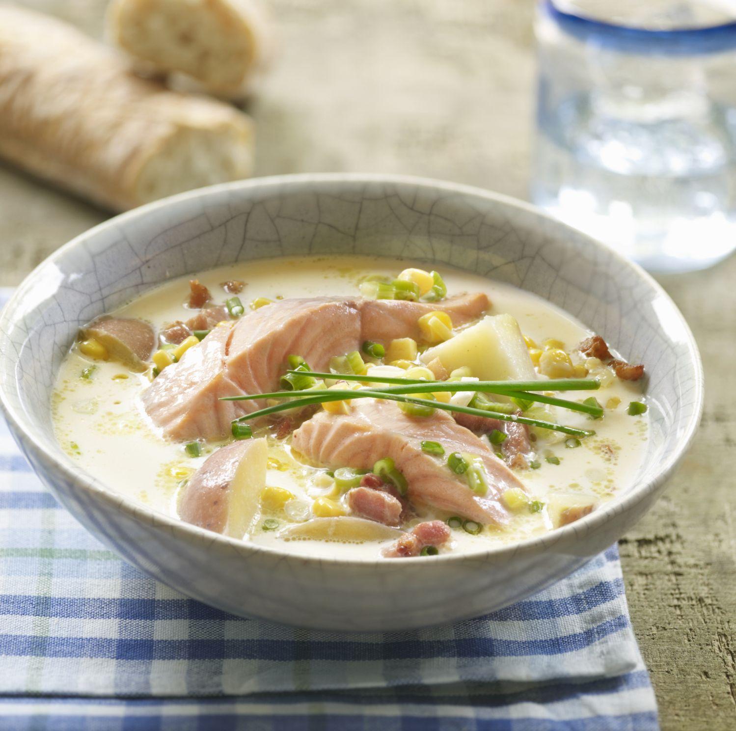 Рыбный суп для ребенка 1.5 года рецепт