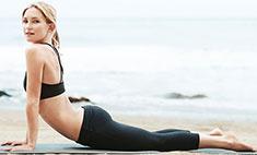 Кейт Хадсон выпустила линию для фитнеса