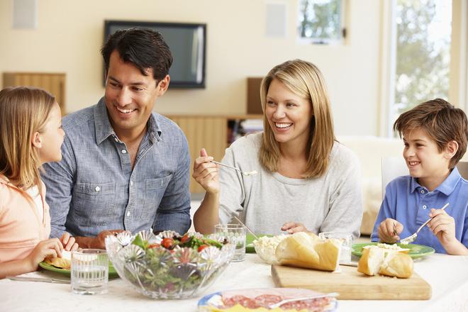 Счастливая семья: пять правил