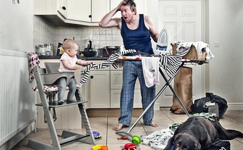 9 вещей в доме, указывающих, что вы неряха