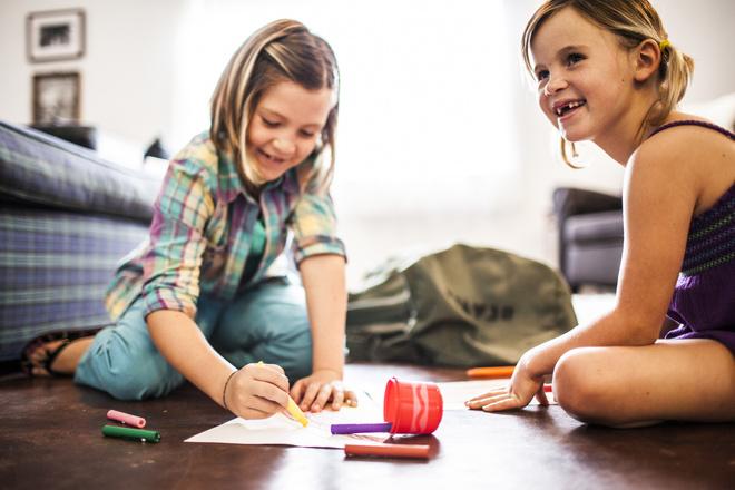 5 оригинальных способов подготовить ребенка к школе за лето