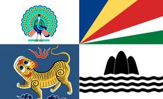 15 самых необычных флагов