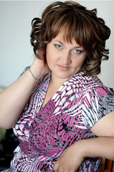 Анна Киселева, финалистка конкурса «Мисс Пышка-2016»