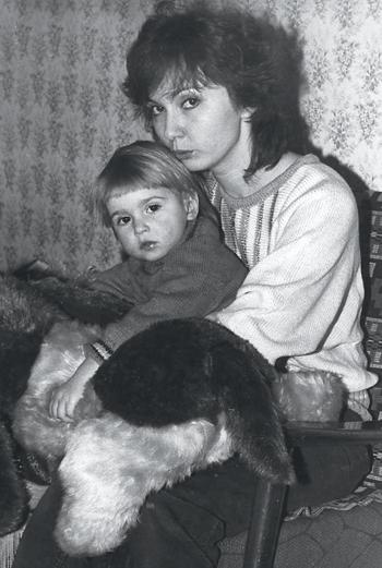 «Мама всегда рядом со мной»