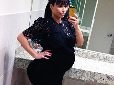 Ким Кардашьян (Kim Kardashian), фото