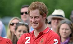 Принц Гарри оказался в инвалидном кресле